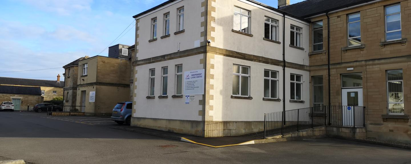 Independent Living Centre in Semington
