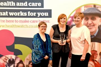 Healthwatch Awards
