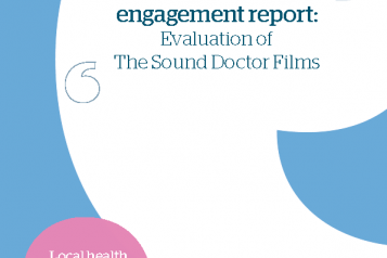 Evaluation of Sound Doctor films front cover