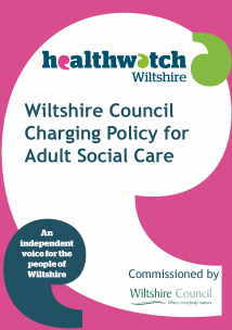 Charging Policy for Adult Social Care
