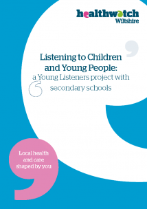 Young Listeners Report